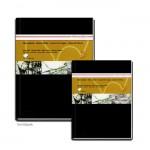Hahnemühle Skizzenbuch D&S, 140g, schwarz DIN A6 hoch (62 Blatt)
