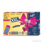 Window Color Glas Design Set - XXL