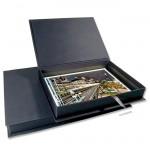 Hochwertige Fotoarchivbox 31,9 x 44,4 x 3 cm (innen)