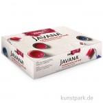 JAVANA - Farbblockieren auf Stoff - Set mit 3 x 50 ml und Zubehör