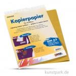 JAVANA Kopierpapier DIN A3, 3 Bögen - gelb