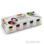 JAVANA Textil Sunny Creativ Set - XXL - 5 x 50 ml