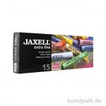 JAXELL Pastell extra fein 15-er Sortiment