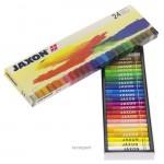 JAXON Pastell-Ölkreide 24-er Sortiment