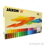 JAXON Pastell-Ölkreide 48-er Sortiment