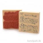 Judi-Kins Stamps - alter Vertrag - 11x11 cm