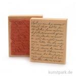 Judi-Kins Stamps - Brief aus Frankreich - 11x13 cm
