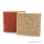 Judi-Kins Stamps - Unterschriften Künstler - 12x13 cm