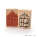 Judi-Kins Stamps - Vogelbauer - 7x10 cm