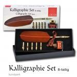 Kalligraphie-Set 8-teilig