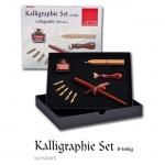 Kalligraphie-Set 9-teilig