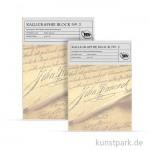 Kalligraphieblock No.2, 50 Blatt, 95 g DIN A4