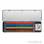 Koh-I-Noor Druckbleistifte - 6er-Set für 2 mm Minen