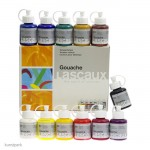 Lascaux GOUACHE Color Box 12 x 30 ml