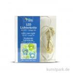 LED-Lichterkette mit 30 Lampen, 3 Meter