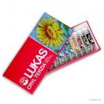 LukasCryl TERZIA Sortiments-Karton mit 12 Tuben 12 ml
