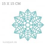 Marabu Schablone Silhouette 15x15 cm - Primrose