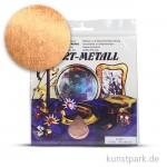 Metallfolie 10-Blatt, 140 x 140 mm Farbton: Kupfer