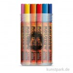 Molotow ONE4ALL Marker - 127HS Main-Kit I 18x2mm, 2x1mm