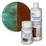 Oxidationsmittel - Rotbraun bis Patinagrün