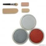 PanPastel Metallic-Set - Silber, Zinn, Kupfer & Zubehör