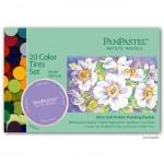PanPastel Set mit 20 Farben - Helle Töne