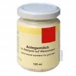 PASSIONE Anlegemilch für Schlagmetall 125 ml