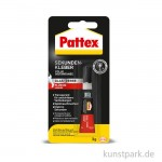 PATTEX Sekundenkleber Glas, 3g