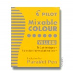 Pilot Pen Patronen 6 Stk - Gelb
