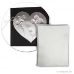 Präge-Folie - Aluminium, zweiseitig, 10 Blatt, 0,09mm Dicke, 15x21 cm