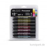 ProMarker - Winsor & Newton 12er Set 2