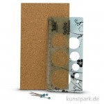 Quilling-Schablone Set, Kreisgröße 5-40 mm