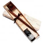 Rubinato Kalligrafie-Set, 4 teilig in schmaler Geschenkbox