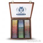 Schmincke PASTELL - Holzkasten Mehrzweck 45 Stifte