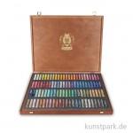 Schmincke PASTELL - Sortiment Mehrzweck 100 Stifte, Holz