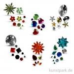 Schmucksteine-Set Elegance, 800 Teile sortiert