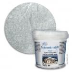 Schneekristallpaste, spachtelbare Schneelandschaft, 150 ml