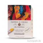 Sennelier feinste Ölpastellstifte - Entdeckungs-Set mit 6 Stiften