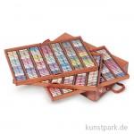 Sennelier Softpastell ECU - Holzkasten mit 525 Stiften