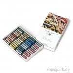 Sennelier Softpastell ECU - Portrait-Set mit 48 Stiften