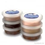 Silk Clay - Hautfarben Sortiment, 6x14 g