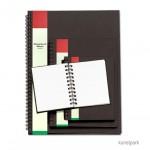 Skizzenbuch MILANO chamois 80 Seiten, 110 g