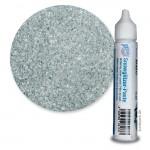 Snowglitzerpaste mit microfeinen Silberkristallen 150 ml