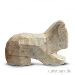 Speckstein Rohling - Katze