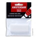 AMSTERDAM Acrylic Marker Spitzen LARGE, 5 Stück