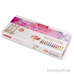 Talens ARTcreation Acrylfarben Kombi-Set mit 12 Tuben 12 ml und Zubehör