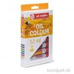 Talens ARTcreation Ölfarben Set mit 8 Tuben 12 ml