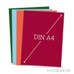 Tonpapier DIN A4, 100 Blatt, 130g