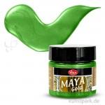 Viva Decor Maya-Gold 45 ml | Apfelgrün
