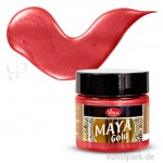 Viva Decor Maya-Gold 45 ml | Feuerrot